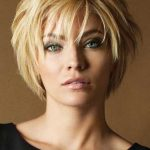 cute short haircuts for ladies