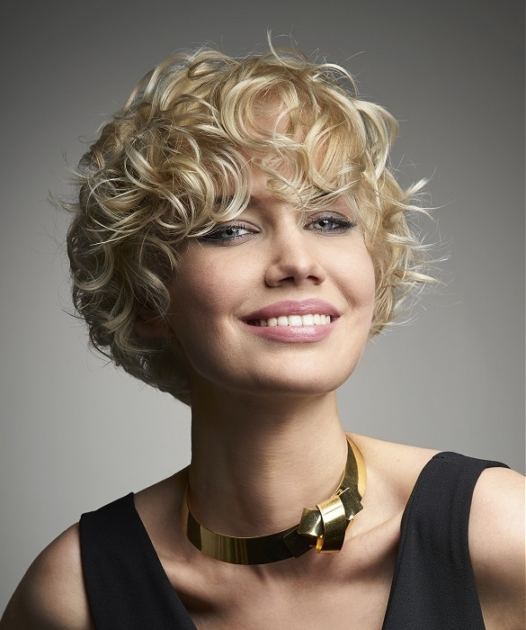 Short Curly Hairstyles 2018 - Best Short Hairstyles