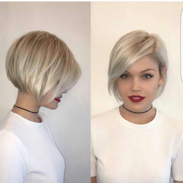 Short Haircuts For Round Faces Best Short Hairstyles