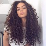 Amazing Bohemian Curly Hairstyles 2018