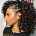 13+ Cute Hairstyles For Black Women.