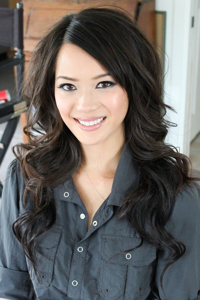Asian Hairstyles Long Images About Wedding Hair On Pinterest Updo