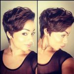 Best Short Cut Hairstyles For Black Women.