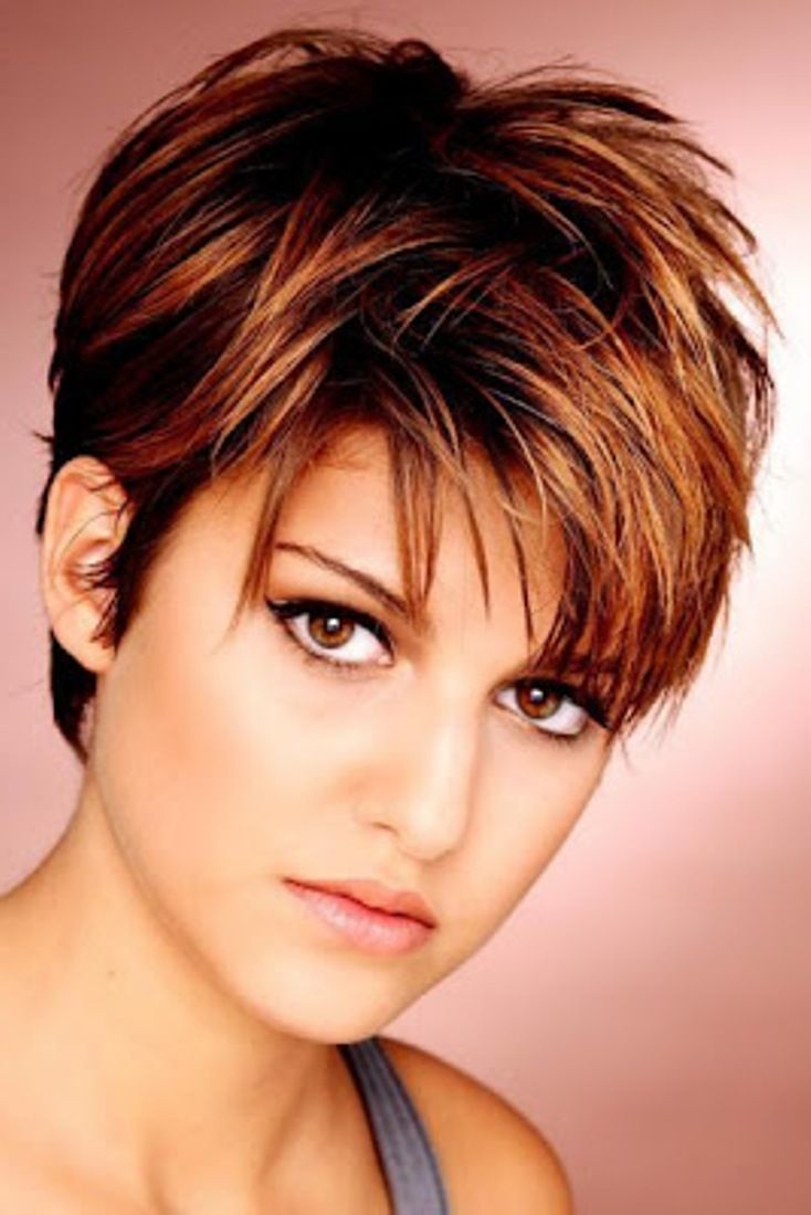 Best Women Short Hairstyles For Fine Hair Best Short Hairstyles