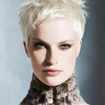 Cute Funky Short Hairstyles For Women.