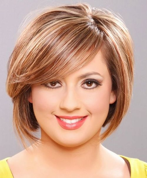 Cute Hairstyles For Heavy Women. - Best Short Hairstyles