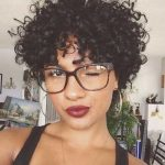 Natural Curly Hairstyles For Black Women.