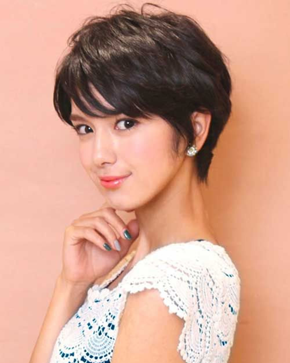 pixie-hairstyles-and-haircuts-for-asian-women-2018-2019 - best