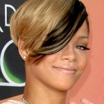 Amazing Short Rihanna Hairstyles