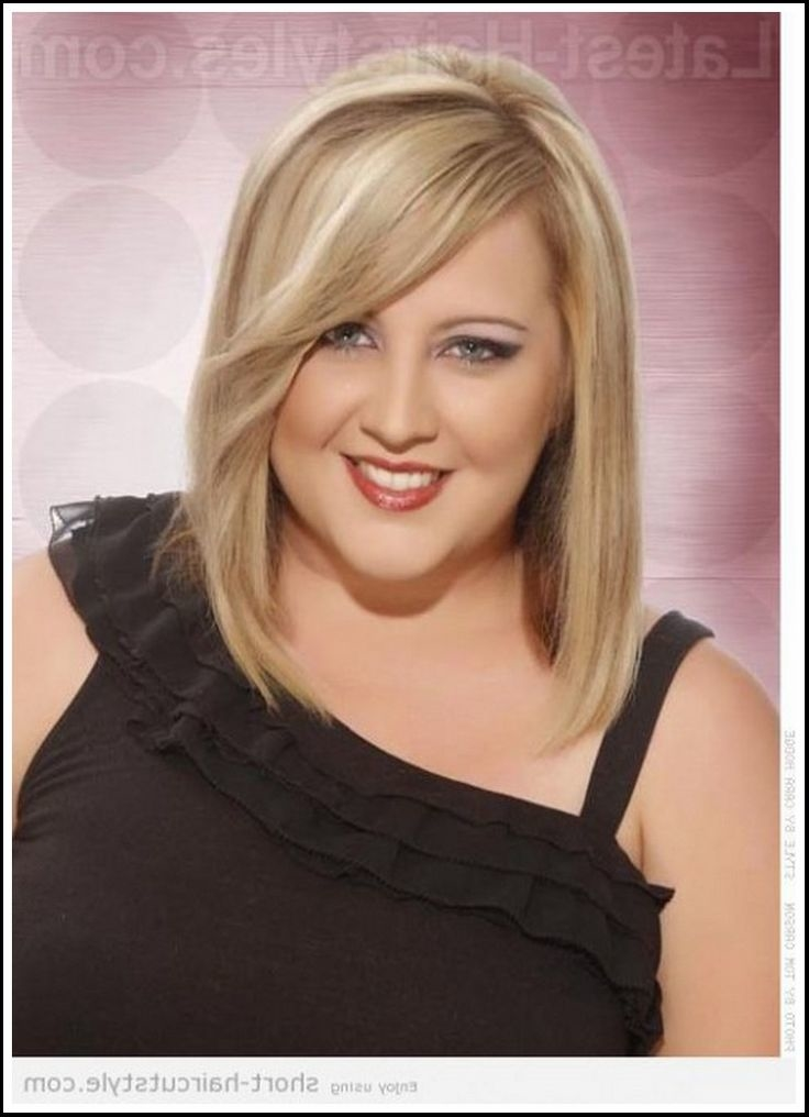 Best Short Hairstyles For Fat Women Best Short Hairstyles