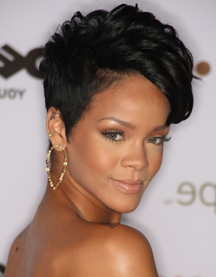 Cute Shaved Hairstyles For Black Women Best Short Hairstyles