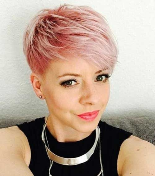 Cute Short Pixie Hairstyles For Women - Best Short Hairstyles