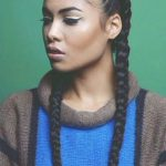 Ponytail Hairstyles For Black Women.