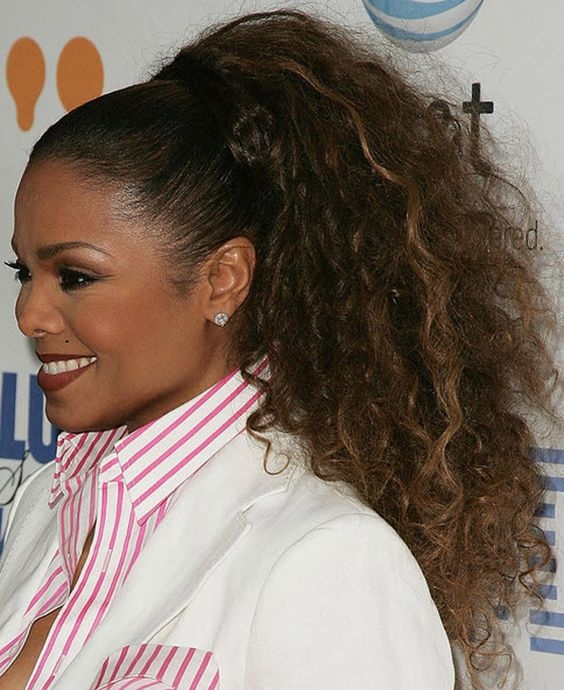 Ponytail Hairstyles For Black Women. - Best Short Hairstyles