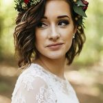 Best Short Wedding Hairstyles Tips for 2018