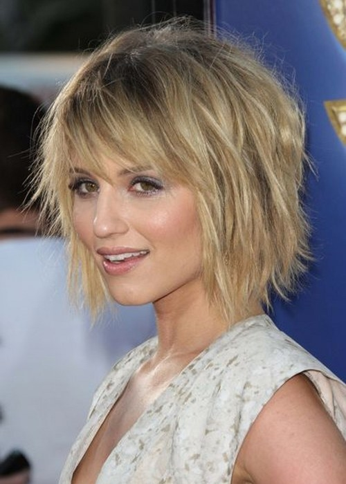 Fringe Hairstyles For Short Hair - Best Short Hairstyles