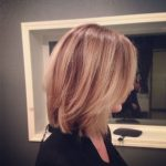 Trendy Angled Bob Haircut