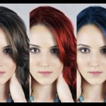 Changing Hair Color.