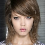 Amazing Hairstyles with Side Swept Bangs 2018