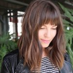 Amazing Stylish Fringe Hairstyles for Summer, Fall 2018