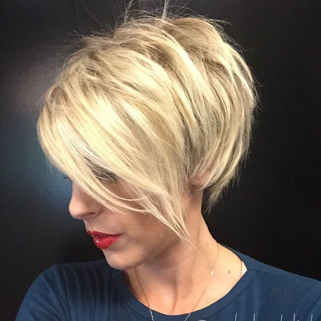 Celebrity Short Hairstyles Miley