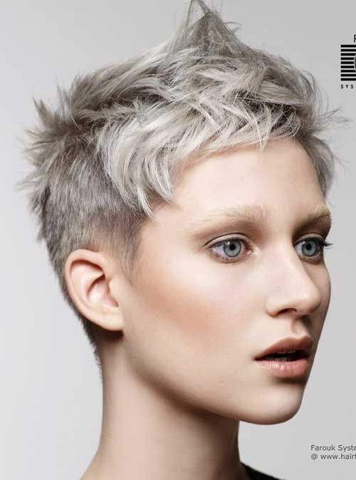 Super Short Haircuts For Summer and Spring. - Best Short Hairstyles