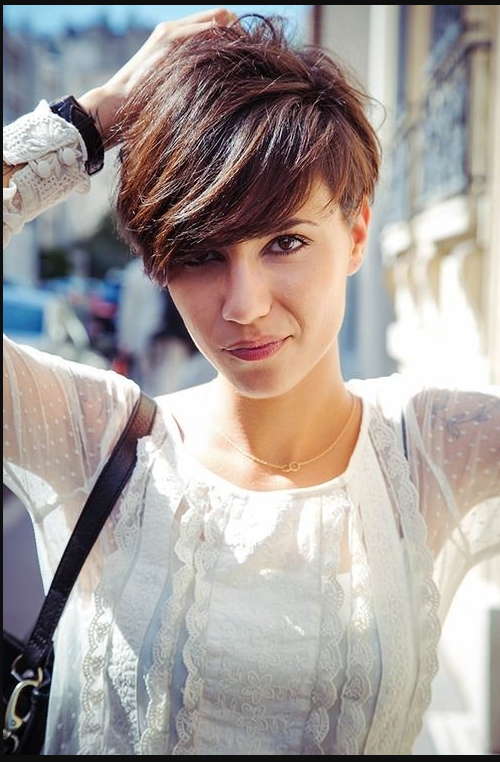 Best Trendy Short Hair