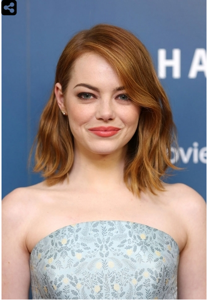 Emma Stone New Short Hair