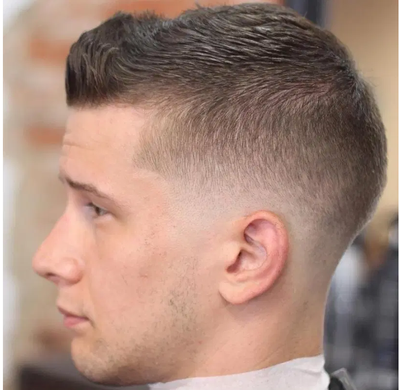 Military Hairs for Men