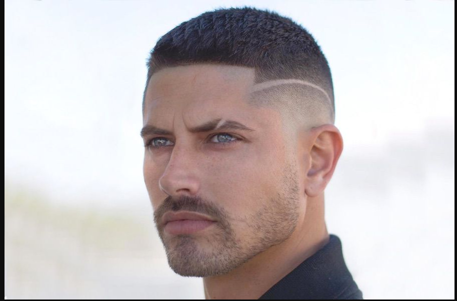 Military Hairstyle for Men