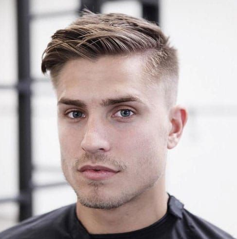 Short Hairstyles of Men