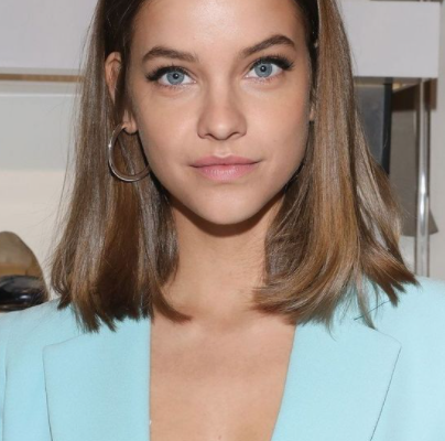 Medium-Short Haircuts for Women