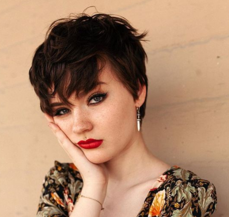 45 Stylish and Sexy Short Hairstyles