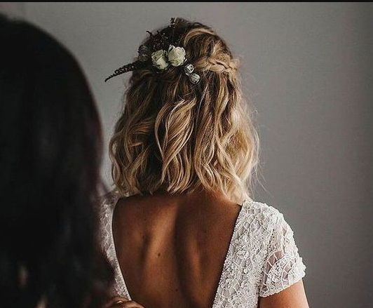 Gorgeous Prom Hairstyles for Short Hair