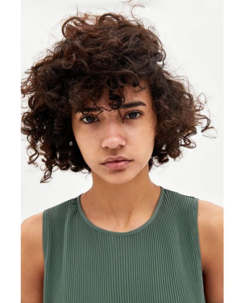 Fantastic Curly Perms for Short Hair