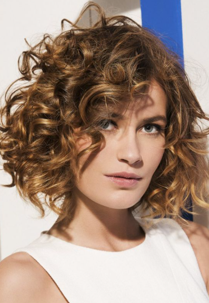 aFantastic Curly Perms for Short Hair