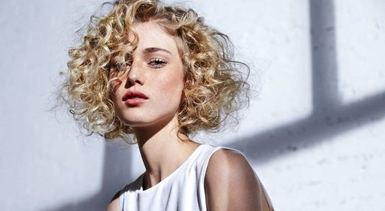 Cute & Easy Hairstyles for Short Curly Hair