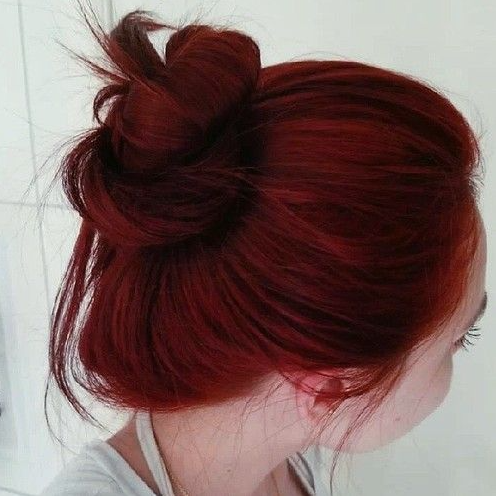 a21 Daring Short Red Hair Color Ideas Right Now