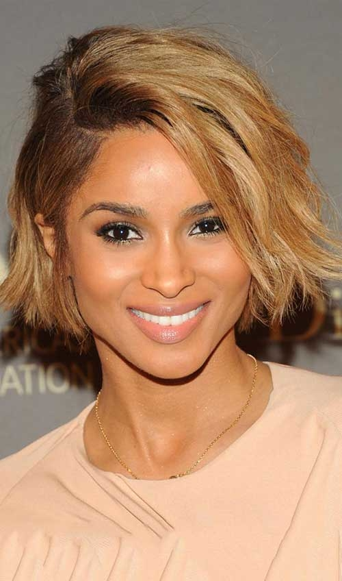 Amazing Celebrity Bob Hairstyles – Summer. - Best Short Hairstyles