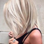 Platinum Blonde Hair for Summer.