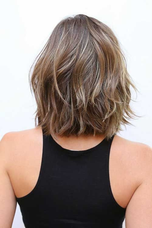 Shattered Bob Hairstyle For Trendy Summer Look Best
