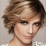 Short Layered Hairstyles For Hot Summer