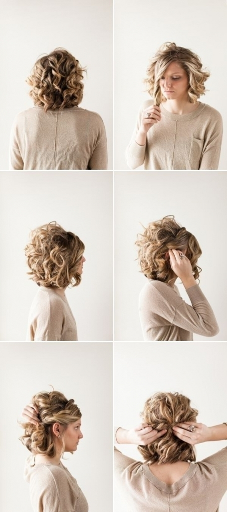 Short Prom Hairstyles In 2018. - Best Short Hairstyles