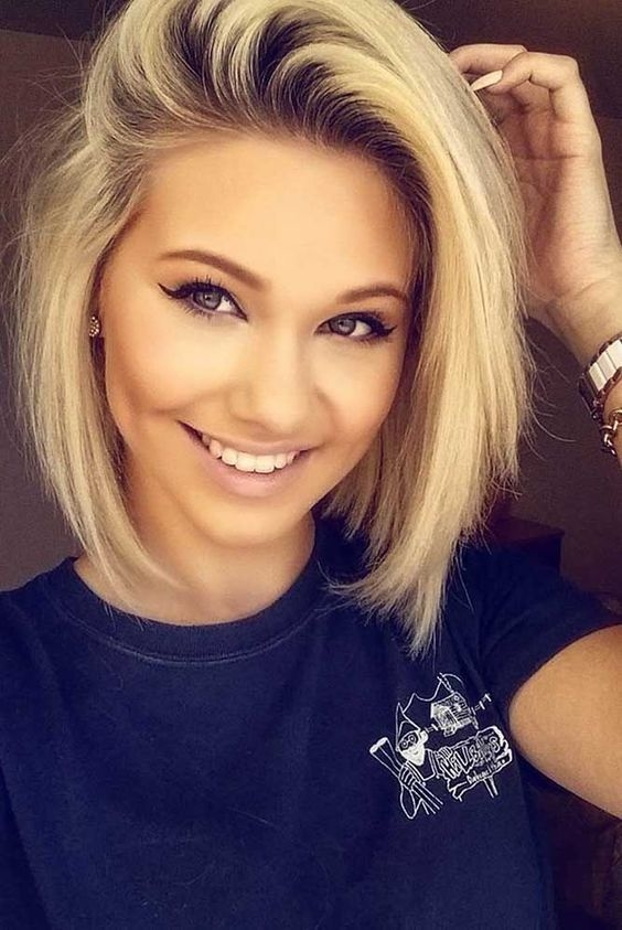 Short Summer Haircuts For Ladies 16