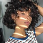 Short Curly Hairstyles Can Look Perfect
