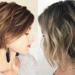 Trendy Stylish Bob Hairstyles for Summer 2019.