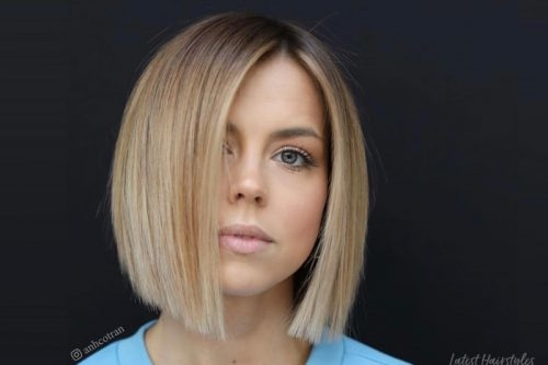 Trendy Stylish Bob Hairstyles For Summer 2019 Best Short Hairstyles